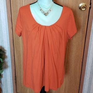 Cato Short Sleeve Top Size 18/20W